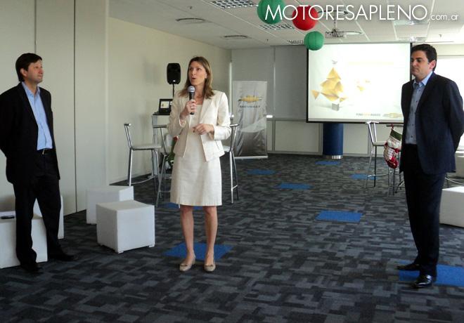 Chevrolet agasajo a la prensa en sus nuevas oficinas de Vicente Lopez