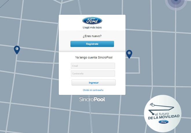 Ford Argentina ofrece Carpooling para sus empleados