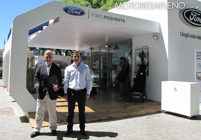 Ford - Control Preventivo y Gratuito de Vehiculos 1