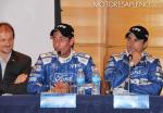 Ford - Dakar 2015 - Alejandro Baron - Federico Villagra - Andres Memi