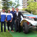 Ford - Dakar 2015 - Mariano Menendez - Villagra - Memi - Scott Abraham - Alejandro Baron