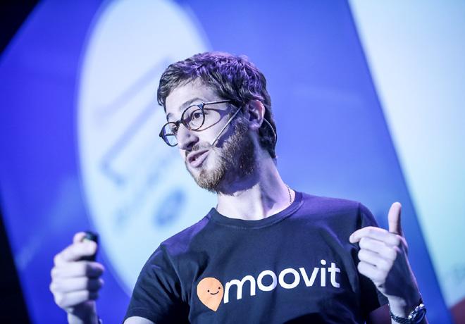 Ford - Futuro de la Movilidad - Diego Goldesten - Gerente de Operaciones de Moovit