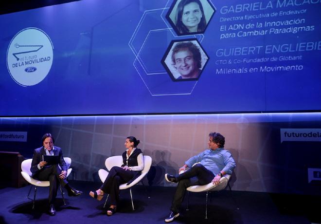 Ford - Futuro de la Movilidad - Jose del Rio - Gabriela Macagni - Guibert Englebienne