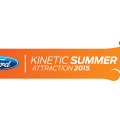Ford Kinetic Summer Attraction 2015