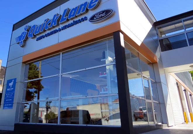 Ford - Quick Lane sigue expandiendo su red y ya cuenta con 6 locales en el pais 1