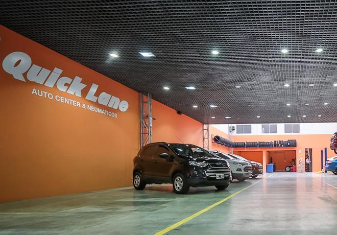 Ford - Quick Lane sigue expandiendo su red y ya cuenta con 6 locales en el pais 2