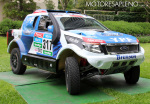Ford Ranger - Dakar 2015 - South Racing Team 1