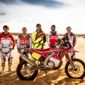 Honda South America Rally Team Dakar 2015