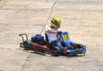 Michelin despidio 2014 con una carrera de karting para periodistas 2