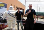 Michelin despidio 2014 con una carrera de karting para periodistas 7