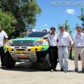 Presentacion Renault Duster Dakar Team
