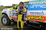 Presentacion Renault Duster Dakar Team 18