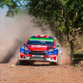 Rally Argentino - Misiones - Final - Nicolas Fuchs - Ford Focus MR