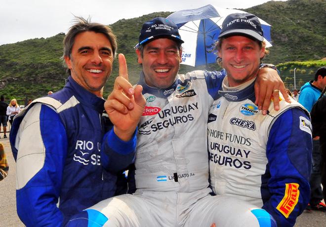 Rally Argentino - San Luis - Lopez - Ligato Campeon - Nalbandian