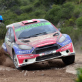 Rally Argentino - San Luis - Nicolas Fuchs - Ford Focus MR