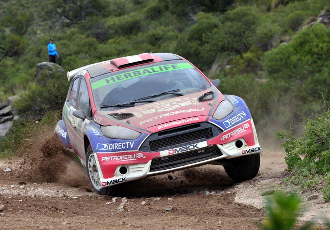 Rally Argentino - San Luis - Nicolas Fuchs - Ford Focus MR