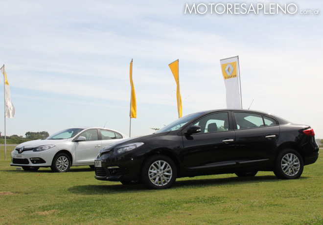 Renault - Presentacion nuevo Fluence 09