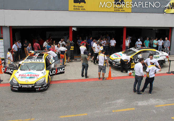 STC2000 - Renault Sponsor Day 01