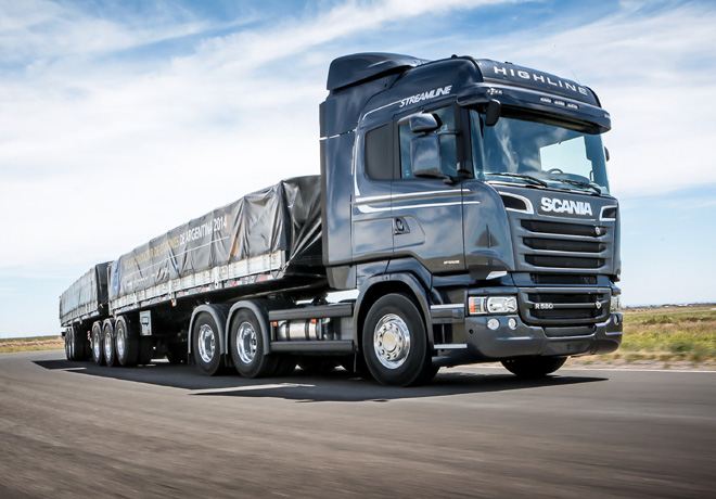 Soluciones Scania para la Industria del Petroleo 1