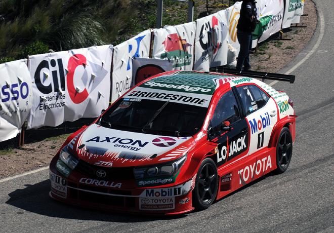 Trepada de La Punta - Solo para Valientes - Matias Rossi - Toyota Corolla