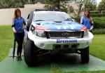 YPF - Dakar 2015 - la Ford Ranger de Villagra-Memi