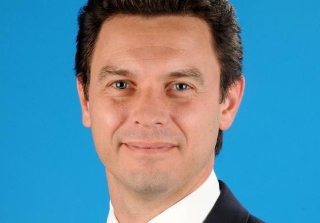 Agustin Pedroni - nuevo presidente de Bridgestone Argentina