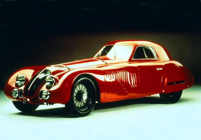 Alfa Romeo - 8C 2900B Speciale tipo Le Mans (1938)b