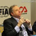 Conferencia de prensa de Jean Todt en el Automovil Club Argentino 1