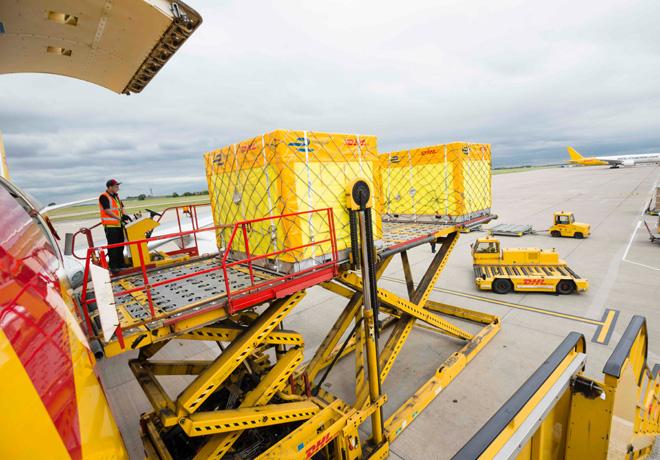 DHL trae a la Argentina a los autos y equipos de la Formula E 1