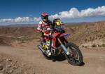 Dakar 2015 - Etapa 10 - Joan Barreda - Honda
