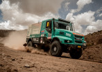 Dakar 2015 - Etapa 11 - Hans Stacey - Iveco