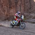 Dakar 2015 - Etapa 11 - Joan Barreda - Honda