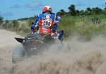 Dakar 2015 - Etapa 12 - Christophe Declerck - Yamaha