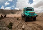 Dakar 2015 - Etapa 12 - Hans Stacey - Iveco