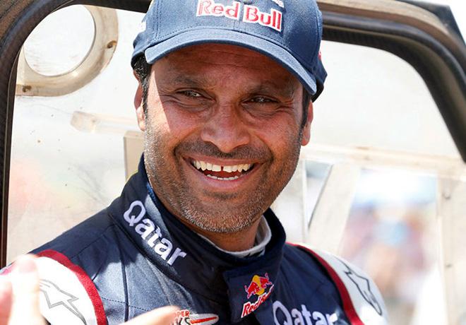 Dakar 2015 - Etapa 2 - Nasser Al-Attiyah - MINI