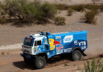 Dakar 2015 - Etapa 4 - Airat Mardeev - Kamaz