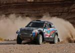 Dakar 2015 - Etapa 5 - Vladimir Vasilyev - MINI