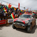 Dakar 2015 - Etapa 7 - Orly Terranova - MINI