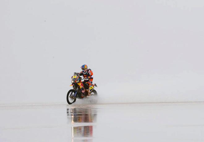 Dakar 2015 - Etapa 8 - Marc Coma - KTM