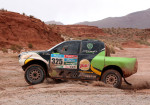 Dakar 2015 - Etapa 8 - Yazeed Al-Rajhi - Toyota