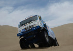 Dakar 2015 - Etapa 9 - Airat Mardeev - Kamaz