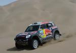 Dakar 2015 - Etapa 9 - Nasser Al-Attiyah - MINI