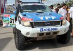 Dakar 2015 - Federico Villagra - Ford Ranger 2