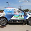 Dakar 2015 - Federico Villagra - Ford Ranger 3