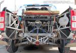 Dakar 2015 - Federico Villagra - Ford Ranger 4