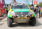 Dakar 2015 - Renault Duster Team 1