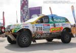 Dakar 2015 - Renault Duster Team 3