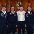 Equipo Peugeot-Total Dakar 2015