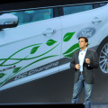 Ford - Mark Fields - CES 2015 2
