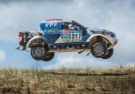 Ford junto a Federico Villagra realizo una demostracion con la Ranger 3